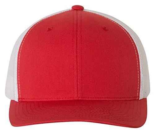 Yupoong Retro Trucker Hat & 2-Tone Snapback - 6606, by Flexfit (One Size, ()