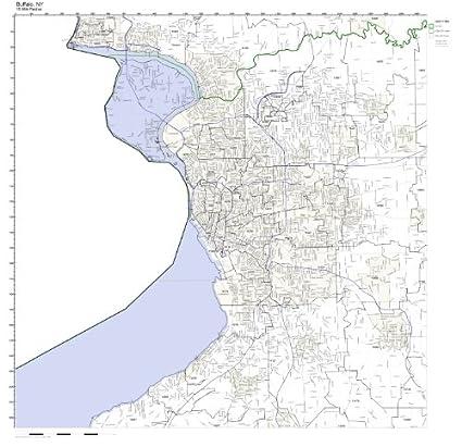 Amazon.com: Buffalo, NY ZIP Code Map Laminated: Home & Kitchen on zip codes map of nyc for ny, street map poughkeepsie ny, map of sloan ny, zip codes map in buffalo 14207, zip code map for buffalo ny, maps with zip codes near buffalo ny, zip code map rochester ny area,