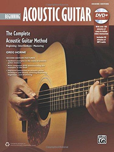Complete Acoustic Guitar Method Beginning