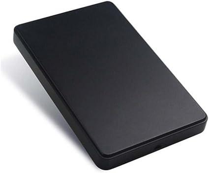 STRIR Caja con USB 2.0 para Disco Duro Externo HDD de 2.5 ...