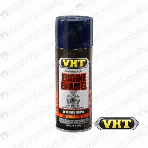 VHT Engine Enamel SP125 Ford Dark Blue 11 oz Spray ()