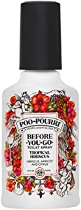 Poo-Pourri Before-You-go Toilet Spray, Tropical Hibiscus Scent, 4 Fl Oz