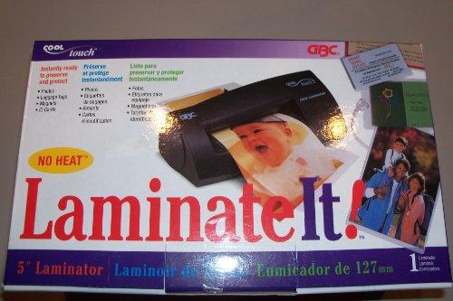 GBC - Cool Touch 5 Laminator