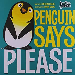book cover of Penguin Says Please