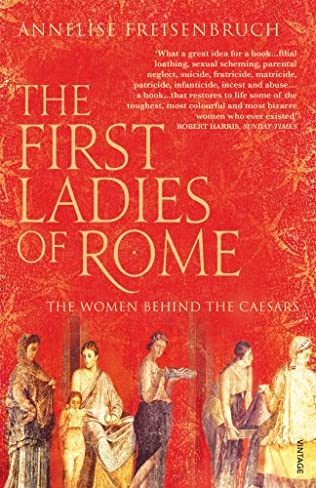 book cover of The First Ladies of Rome