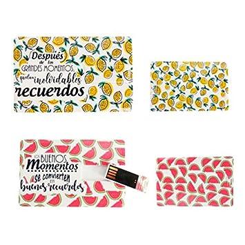 Lote de 10 Memorias USB Pendrives Frases Inolvidables ...