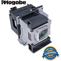 Mogobe ET-LAA110 Compatible Projector Lamp with Housing for Panasonic PT-AR100U PT-LZ370E PT-LZ370 PT-AH1000E PT-AH1000 Projectors