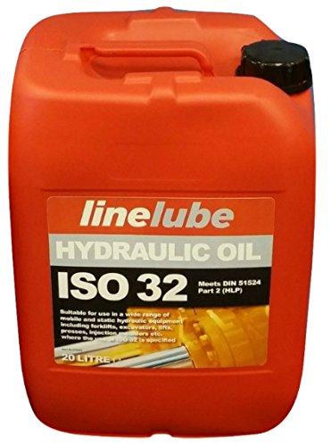 linelube aceite hidráulico ISO 32 20L L): Amazon.es: Coche y moto