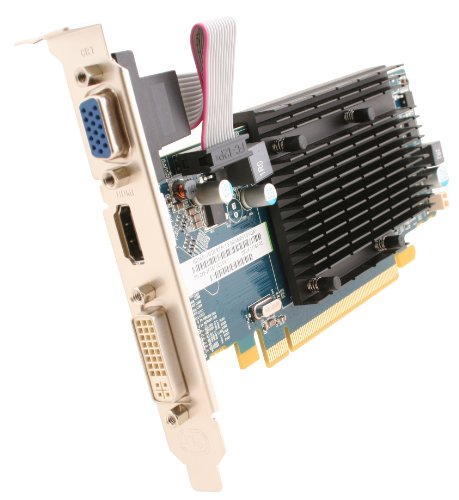 Sapphire Radeon HD 5450 1 GB DDR3 HDMI/DVI-D/VGA PCI-Express Graphics Card 100292DDR3L by Sapphire Technology (Image #8)