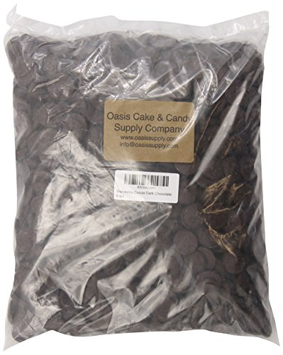 - Oasis Supply Merckens, Cocoa Dark Compound Coatings, 5 Pound