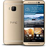 HTC One M9-32GB, 4G LTE, Gold
