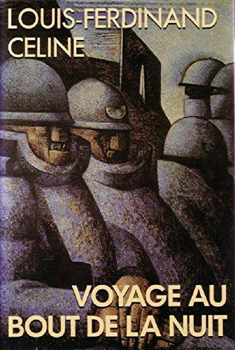voyage-au-bout-de-la-nuit-edition-1932-french-edition