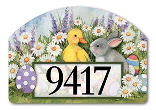 (YardDeSign Easter Babies Yard Design Yard Sign 71469)