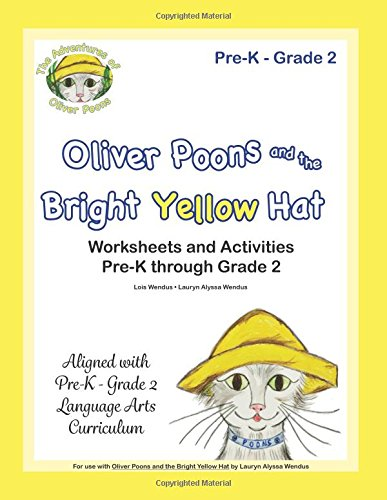Amazon.com: Oliver Poons and the Bright Yellow Hat: Worksheets and ...
