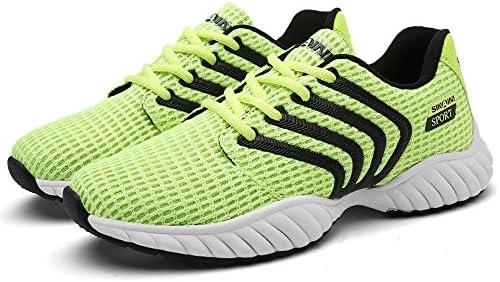Unisex adultos running zapatos ligero zapatillas zapatillas de ...
