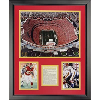 "Legends Never Die Arrowhead Stadium Framed Photo Collage, 16"" x 20"" by Legends Never Die"