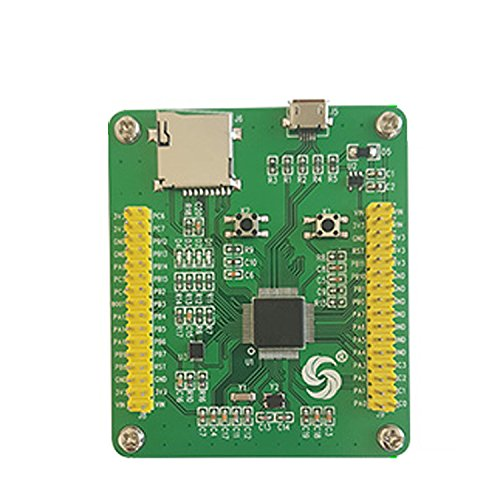 Intelligent Hardware (Icstation STM32F4 Development Board Pyboard for MicroPython Intelligent Hardware Cortex M4 1MB Flash)