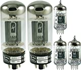 Tube Complement for Fender Hot Rod Deluxe/Hot Rod Deville, Tube Amp Doctor brand