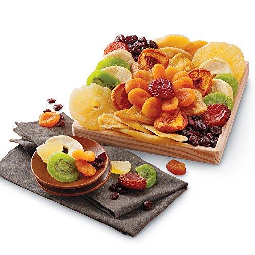 - Harry & David Dried Fruit Tray