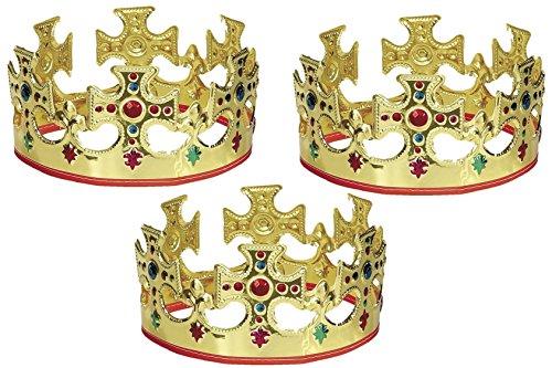 Adjus (Plastic Crowns)