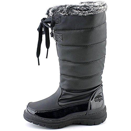 Kid Boot Waterproof Totes Black Snow Hollie Girls Big qCEEw6S