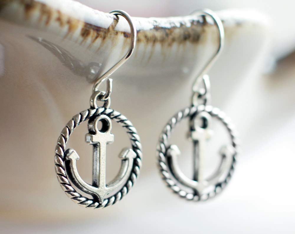 Made in England Silver Dragonfly Earrings Sterling Silver and Hypoallergenic Stainless Steel Hooks Available