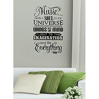Amazon.com: Música da un alma a la vida el universo alas ...
