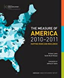 img - for The Measure of America, 2010-2011: Mapping Risks and Resilience (Social Science Research Council) book / textbook / text book