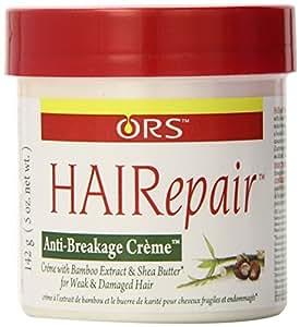Organic Root Stimulator Hairepair Anti-Breakage Strength Creme, 5 Ounce