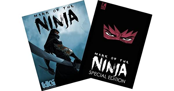 Amazon.com: Mark of the Ninja Special Edition Pack [Online ...