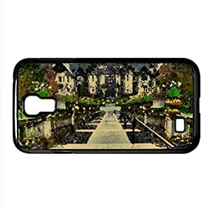 Castle Rock Watercolor style Cover HTC One M7 (British Columbia Watercolor style HTC One M7
