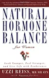 Natural Hormone Balance for Women, Uzzi Reiss, 0743406664