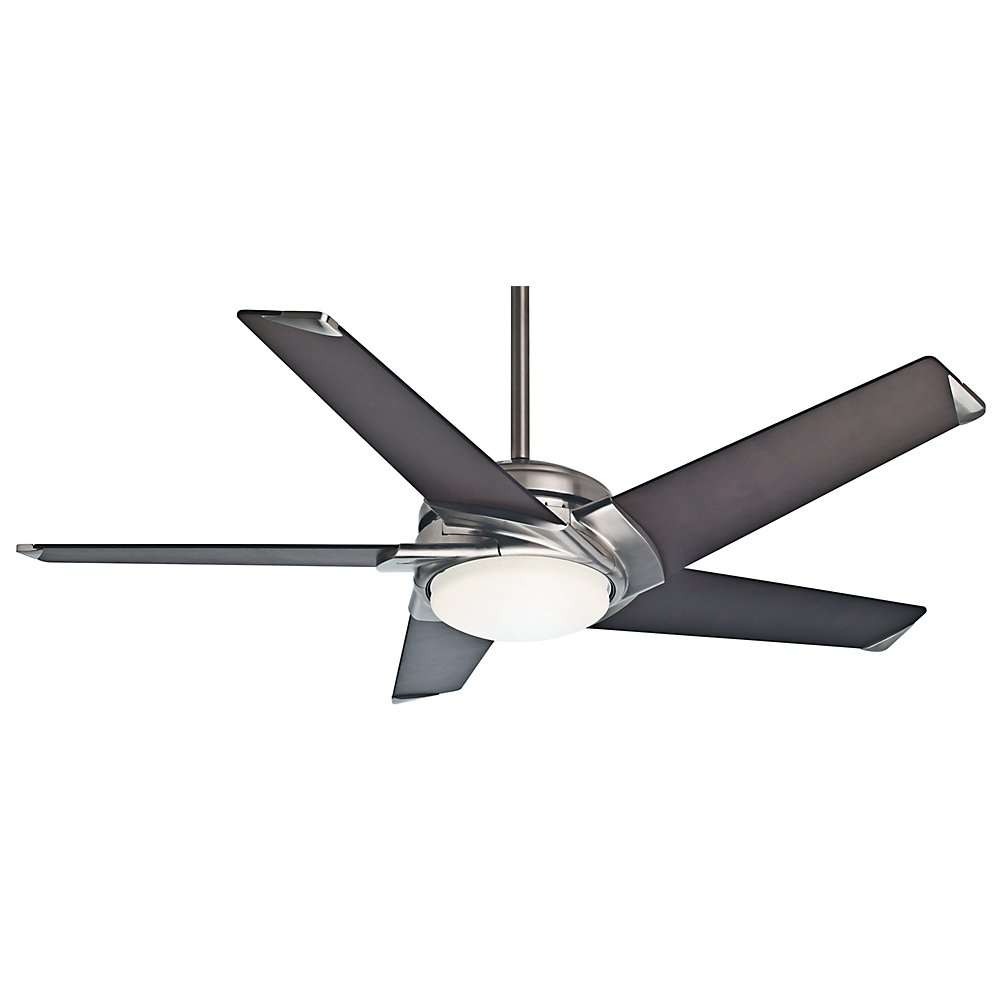 Casablanca 59107 stealth dc 54 inch maiden bronze ceiling fan with casablanca 59107 stealth dc 54 inch maiden bronze ceiling fan with five dark walnut blades and a light kit amazon aloadofball