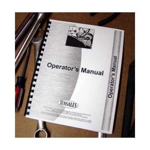 John Deere 1010 Tractor Operator Manual s/n 31001- big image
