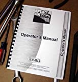 FORD 8000 Diesel Operators Manual