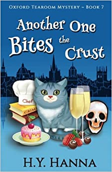 Free PDF Book Another One Bites the Crust (Oxford Tearoom Mysteries ~ Book 7)
