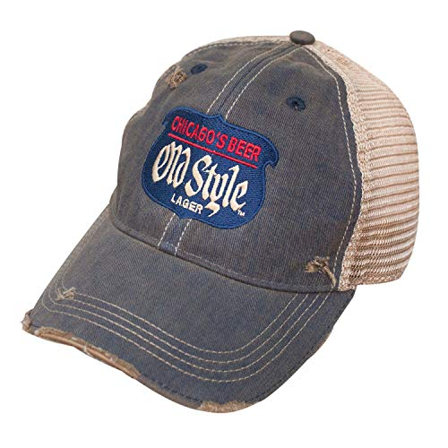 Old Style Retro Brand Denim Hat