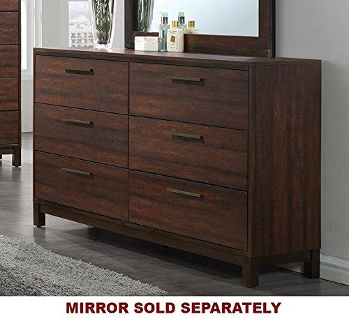 Rustic Nine Drawer Dresser (Coaster Edmonton Collection 204353 59
