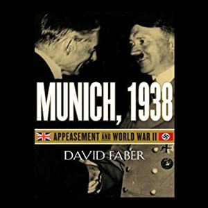 Munich, 1938 Audiobook