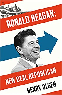 Book Cover: Ronald Reagan: New Deal Republican