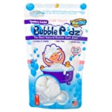 Baby : TruKid Bubble Podz, Natural Bubble Bath for sensitive skin, Yumberry Scent, 24 count