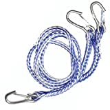 Spi 3 Hook Tow Strap 2000 Lb Capacity