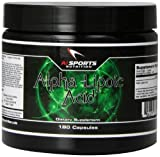 Cheap AI Sports Nutrition Alpha Lipoic Acid 300mg, 180 Count