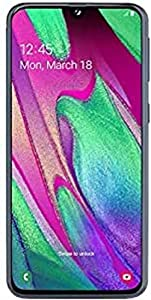 Samsung Galaxy A40 Negro Enterprise Edition (SM-A405F) 15 cm (5.9