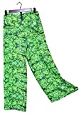 Hawaiian Floral Palazzo Pants Amnesia Kush Wedding Resort Beachwear M/L