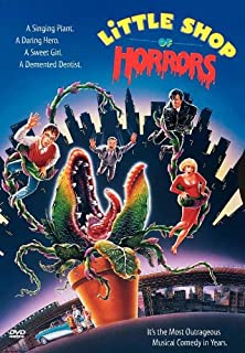 Image result for little shop of horrors poster
