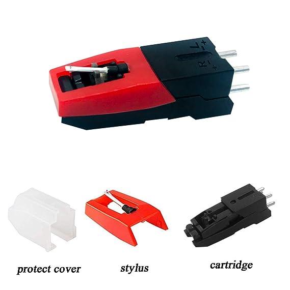 CKANDAY - Juego de 2 Cartuchos universales para Reproductor de ...