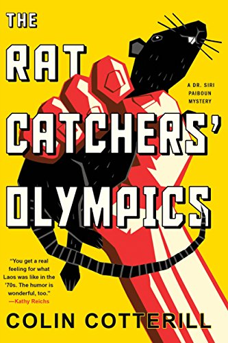 Image of The Rat Catchers' Olympics (A Dr. Siri Paiboun Mystery)