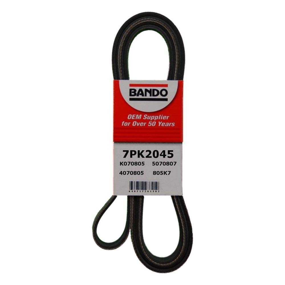 Bando 7PK1732 OEM Quality Serpentine Belt
