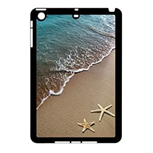 Ipad Mini 2D Custom Phone Back Case with Sandy beach Image